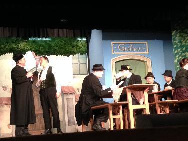 Theaterbühne Langenbruck: Der Dorfpfarrer