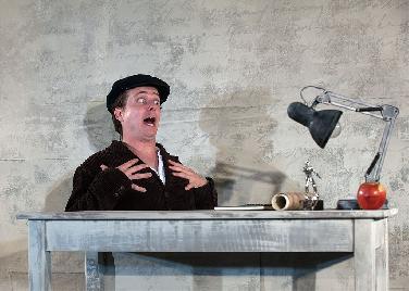 Kammeroper München zeigt: Prinz Kaspar in Pfaffenhofen