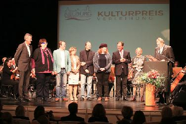 Kulturkanal und Kammerorchester erhalten Kulturpreis