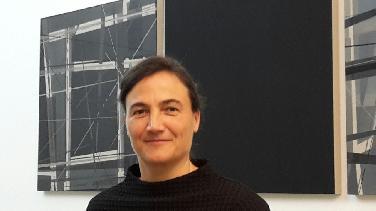 Sabine Wimmer: Vom Denken des Lukrez beeinflusste Kunst