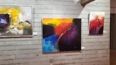 """Ausstellung """"FarbenReich"""" von Holger H. Pflaum"""
