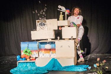 """Junges Theater """"Das kleine Ich bin Ich"""" für Kinder ab 3"""
