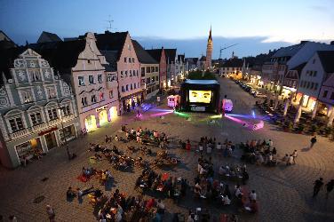 Kurzfilmnacht in Pfaffenhofen