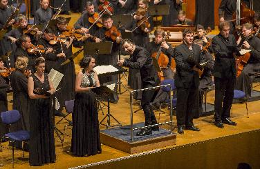 Salzburger Festspiele beenden Sommerkonzerte der Audi AG