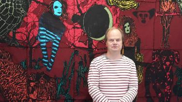 """Ausstellung """"Tell me a stroy"""" von Fredrik Lindqvist"""