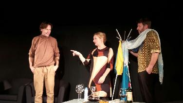 Komödie über die Freundschaft im Altstadttheater