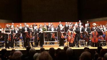Festkonzert zum 100. Geburtstag des Konzertvereins