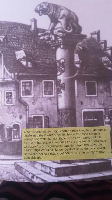 Erster Weltkrieg: Spurensuche in Ingolstadt
