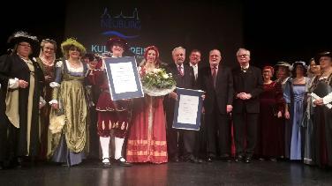 Kulturpreisverleihung an Madrigalchor und Michael Henker