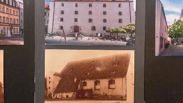 """Fotoausstellung """"Ingolstadt in Bildern früher und heute"""""""