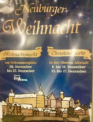 Neuburger Weihnacht 2017