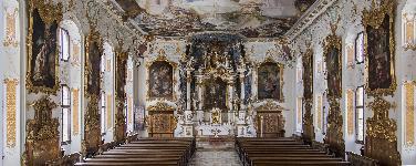 Prachtband zur prachtvollen Barockkirche Maria de Victor