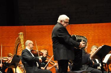 Neujahrskonzert GKO mit D. Binelli und P. Ferman