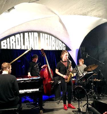 Lisbeth - Quartett im Birdland Neuburg