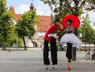 """Vorbereitungen zum """"kunstvollZug"""" in Ingolstadt"""