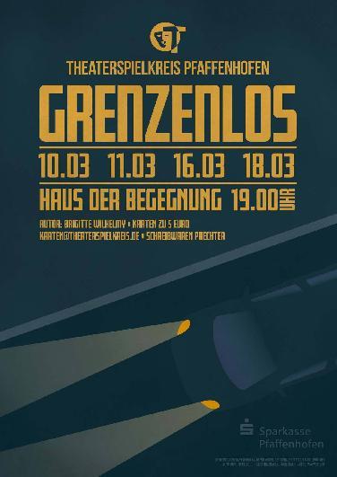 Theaterspielkreis Pfaffenhofen zeigt: Grenzenlos