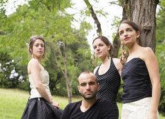 Konzertverein: Laurent Breuninger und Quatuor Voce Paris
