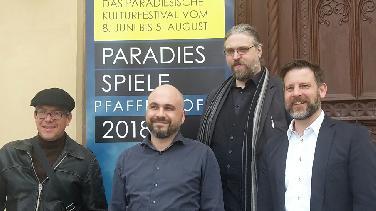 """Paradiesisch-bayerisches Festival mit """"Brandner Kaspar"""""""