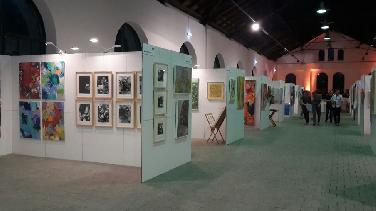 Kunstmesse Ingolstadt im Klenzepark