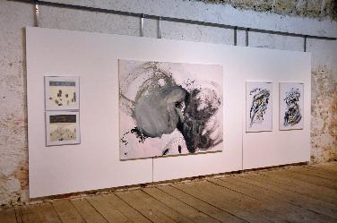 """""""aktuell"""": Jahresausstellung des BBK in der Harderbastei"""
