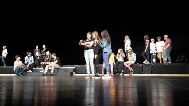 Drogen, Cybermobbing, Ängste beim Schultheaterfestival