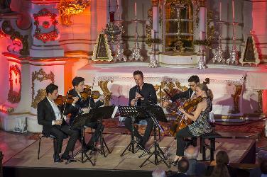 Sommerkonzerte in der Asamkirche u.a. mit Sol Gabetta