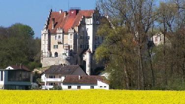 Meisterkurs für Sologesang auf Schloss Sandersdorf
