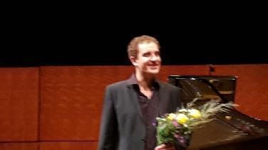 Schumann-Liederabend mit Tareq Nazmi beim Konzertverein