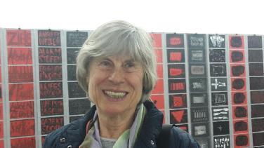 Ausstellung Gerda Biernath: Zeiten und Zeichen