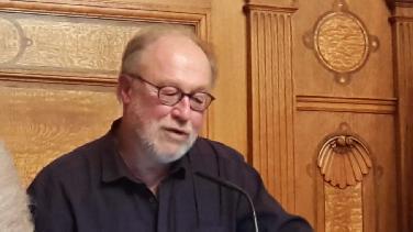 Kulturpreis für Kulturveranstalter Walter Haber