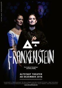 """""""Frankenstein"""" von Falco Blome im Altstadttheater"""