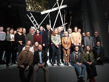 """Stadttheater Ingolst. Erstunterzeichner von """"Die Vielen"""""""