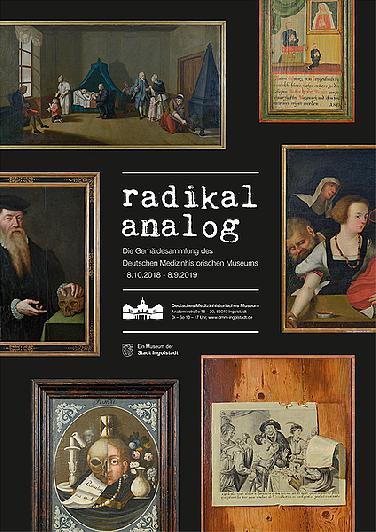 radikal analog - Die Gemäldesammlung des DMM