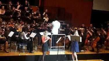 Jugendkonzert mit GKO u. Orchester des Gnadenthal-Gymn.
