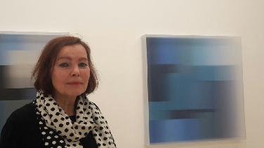 Kunst der Übergänge von Chr. Grimm in Galerie Haas