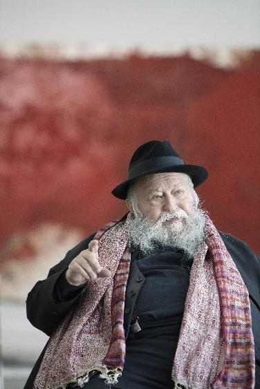 intensive Kunst: Gespräch mit Hermann Nitsch