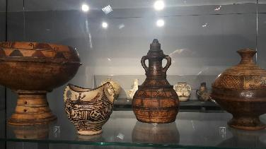 schlichte Schönheiten: Keramik der Berber
