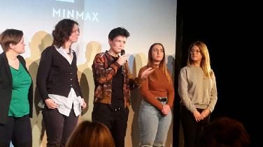 Kurzfilmfestival 20minmax: Publikumspreis