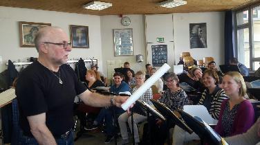 Incanto Corale singt Chormusik aus Skandinavien