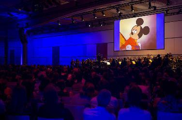 """Sommerkonzerte: Walt Disneys """"Fantasia"""" als Film-Konzert"""