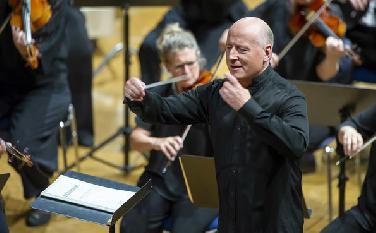 Sommerkonzerte: Gespräch mit dem Dirigenten Paavo Järvi