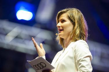 Lisa Batiashvili zieht Fazit der Audi Sommerkonzerte
