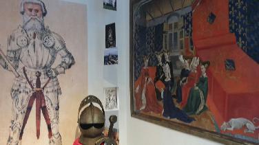 Ein früher Europäer: Ludwig der Bärtige