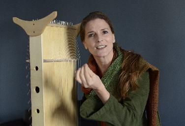 Ulrike Mommendey im Gespräch mit dem Kulturkanal