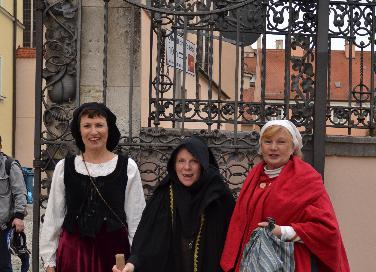 Stadtführung zur Hexenverfolgung in Ingolstadt