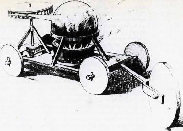 Jesuiten-Auto von 1677 und andere China-Beziehungen