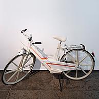 Museum f. Konkrete Kunst Call for Art: Itera Fahrrad