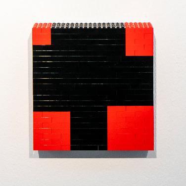 Call for Art: Legostein-Bilder von Ottmar Hörl