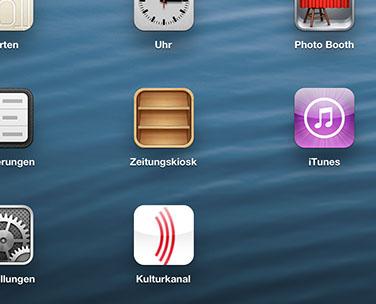 Der Kulturkanal auf iPhone und iPad