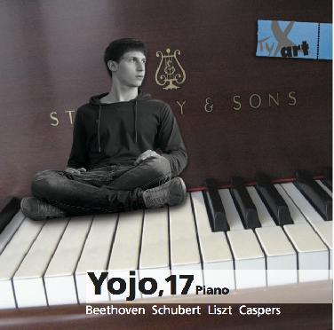 Pianistisches Wunderkind? Yojo Christen aus Riedenburg